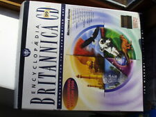 Encyclopædia Britannica CD 99 Multimedia Edition NEW SEALED