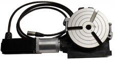 CNC Drehachse  Rundteiltisch / Rundtisch / Teilapparat 4 Achse   Ø 150mm  / HV-6