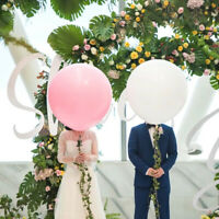 36'' Giant Multicolor Latex Balloon Wedding Birthday Celebration Party Decor
