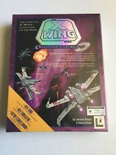Star Wars: X-Wing Collector's CD-ROM (PC, 1994) IBM Computer Video Game SEALED