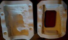 ceramic mold, Guardian angel music box