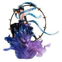 Anime Naruto Shippuden Action Figure Uchiha Sasuke Collectible Model Toy Gift