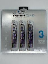 Aduro ShatterGuardz Screen Guards iPhone 6/7/8