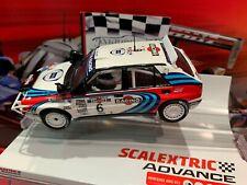 SCALEXTRIC ADVANCE Lancia Delta integrale 'Rally Safari' ENVIO GRATIS!!!!