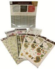 Bulk Lot #39 Heidi Grace Maple Crest Ct. Paper Stickers Die-Cuts total 584 pcs