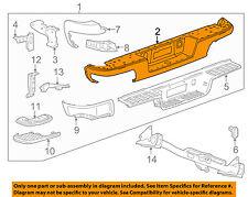 GM OEM Rear-Bumper 22900979