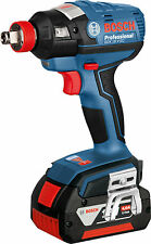 Bosch Cordless li-ion Brushless Impact Wrench Driver GDX 18V-EC Body Only