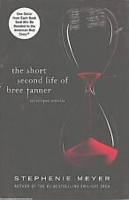 The Short Second Life of Bree Tanner NEW Hardcover TWILIGHT Eclipse NOVEL Book