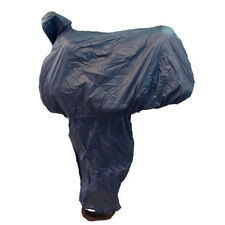 NEW Intrepid International Western Saddle Cover w/Fenders and Tote - Navy