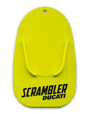 Ducati Ständerplatte Cavalletto Laterale Base Side Stand Piastra Giallo
