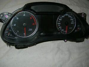 8K0 920 930 N  QUADRO STRUMENTI AUDI A4 8K ALLROAD (3/09>) 2012 3.0TD