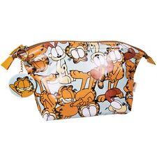 Ufficiale Garfield e Odie Wash Bag con Specchio-Carino retro regalo da toilette