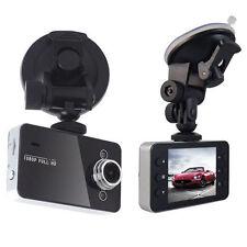 "Car Dash Camera 1080P 2.4"" HD LCD Video DVR Cam Recorder Night Vision K6000 UK"