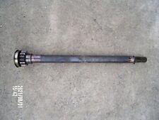 Farmall A Final Drive Axle Shaft To Transmission Withbearing Right Side