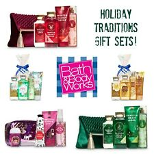 Bath Body Works Gift Sets Many Varieties--You Choose! Ready for Giving!