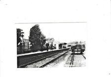 DEVON. LYMPSTONE RAILWAY STATION.
