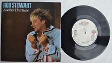 "Rod Stwart Another Heartache 7"" Vinyl"