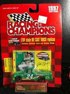 1998 Racing Champions JACK SPRAGUE #24 Quaker State Craftsman Truck 1/64 Nascar