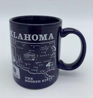 Oaklahoma The Sooner State Coffee Mug