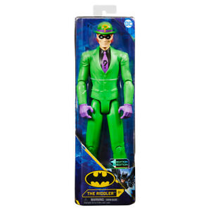 Batman 1st Edition The Riddler Articulated Action Figure 12-Inch Tall DC Comics