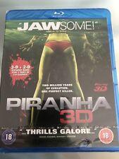 Piranha 2d 3d Blu-ray Region B