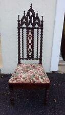 Great Victorian Slipper Chair