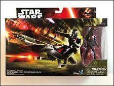 Star Wars Elite Speeder Bike The Force Awakens 3.75 with Stormtrooper