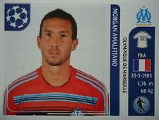 Panini 374 Morgan Amalfitano Olympique Marseille UEFA CL 2011/12