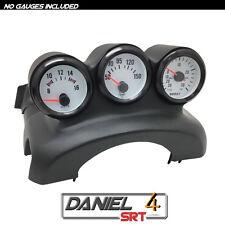 04 05 06 07 08 Acura TL- Triple Gauge Pod 52mm (OEM) Steering Wheel Column Cover