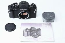 C013-780**Mint++**Canon New F-1 Body  Model [No,300XXX] from Japan