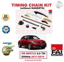 Fai Cadena Transmisión Kit sin Juntas para Escarabajo VW 2.0 TSI 200bhp Ccta