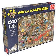 die Hundeschau 1500 teile Puzzle 13035