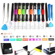 16 in 1 Repair Tools Screwdrivers Set Kit For iPhone 5 4S 3GS iPad4 Mobile Phone