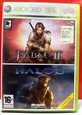 Fable II + Halo 3 Bundle (Xbox360) USATO garantito