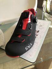 Fizik R4B Mens Road Cycling Shoe - EU43/UK 8 3/4 - Left Shoe Only - Carbon