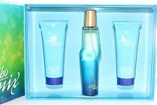 MAMBO MIX MEN 3 PIECES SET WITH 3.4 OZ COLOGNE SPRAY + AFTER SHAVE + BODY WASH