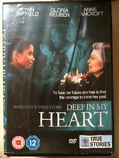 Lynn Whitfield, Alice Krige DEEP IN MY HEART ~ 1998 Vita Vera Drammatico UK DVD