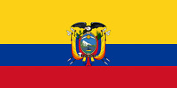 NEW 3x5 Country of ECUADOR Flag 3ftx5ft Country Flag