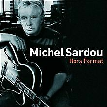 Hors format - Edition Digipack de Michel Sardou | CD | état acceptable