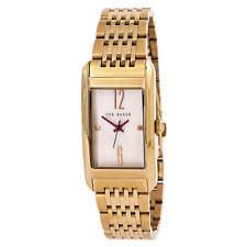 Ted Baker 10031188 para Mujer Vestido Mop Dial Reloj De Acero Oro Rosa