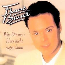 Frans Bauer Was dir mein Herz nicht sagen kann (1998) [CD]