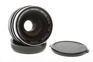 Olympus OM Auto W 35mm F/2 Lens