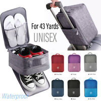 Shoe Storage Bag Travel Pouch Portable Luggage Laundry Organizer Waterproof