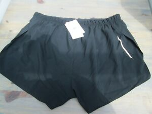 "Reebok ""Boston"" 3-inch sprinter-cut running shorts, XL, new, UK post free"