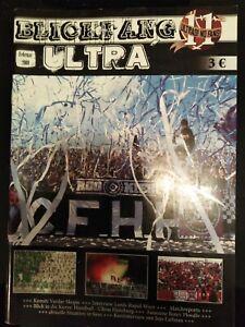 Fanzine Blickfang Ultra 11 , Stuttgart, Wien rapid, Dortmund Borussia, Schalke