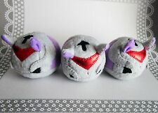 Puff Puggle Puggleformers VEHICUTES Vehicons Hand-Made Plush Toy Puff Puggles