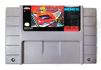 Top Gear 3000 SUPER NINTENDO SNES GAME Tested ++ AUTHENTIC ++ WORKING!