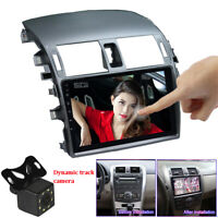"""9"""" Android9.0 Car Stereo Radio Player GPS Nav w/ Camera For Toyota Corolla 08-13"""