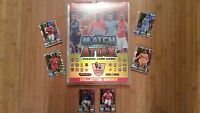 Job Lot New Match Attax 2014/15 Man of the Match MOTM Cards / Team Badges