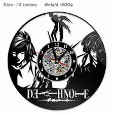 Death Note Anime Japanisch Manga Wanduhr uhr Wall clock R.36cm Plastik